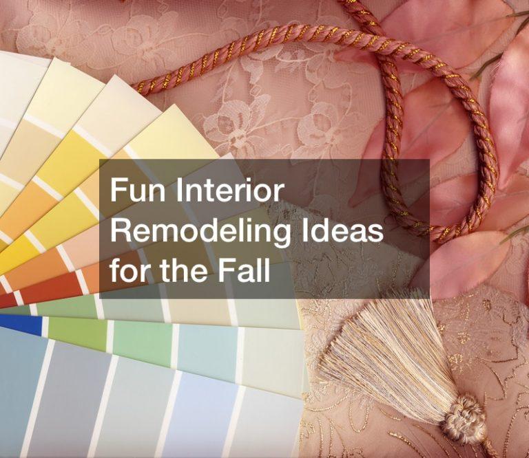remodeling house interior design